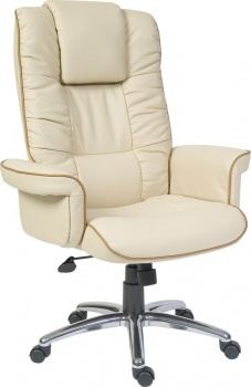 Windsor Cream Executive Armchair